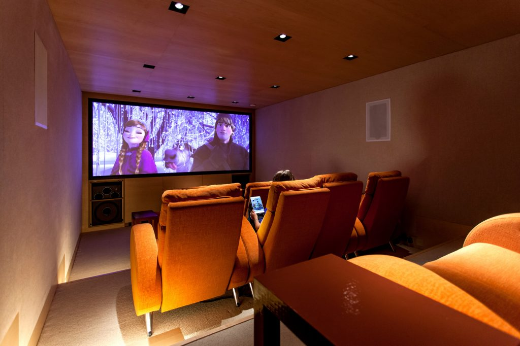 Icon Connect audio visual company feature in Dr Vanessa Brady article about technology interiors