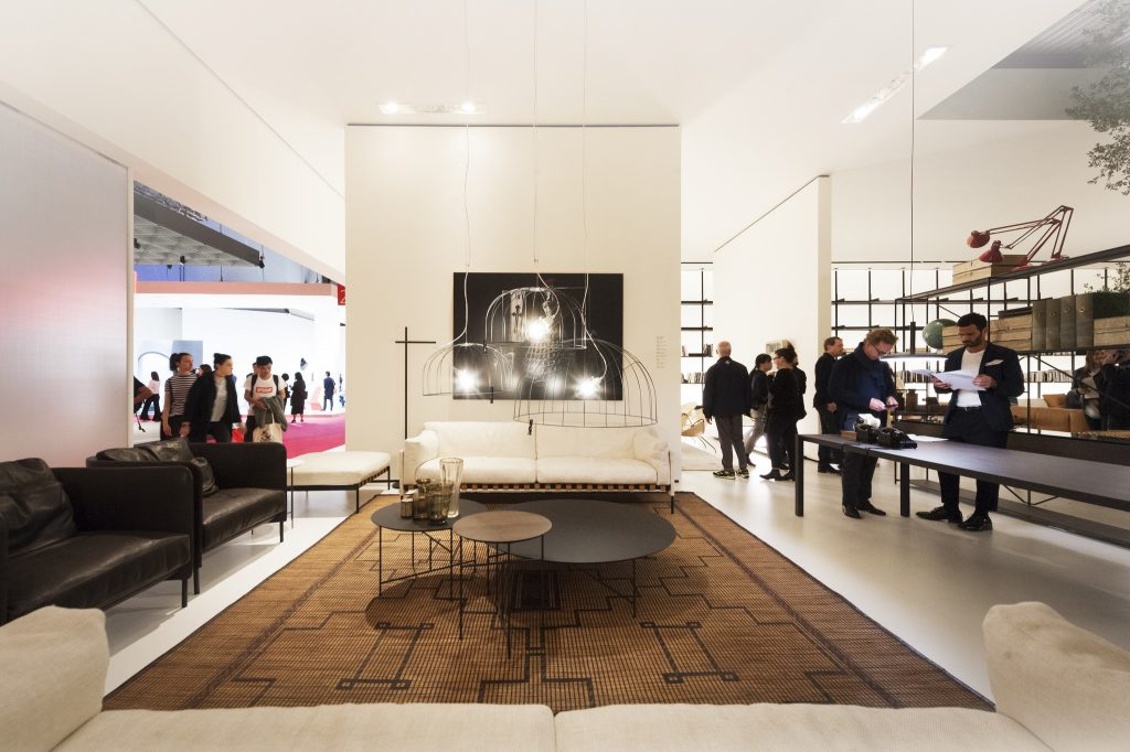 salone del moble exhibition