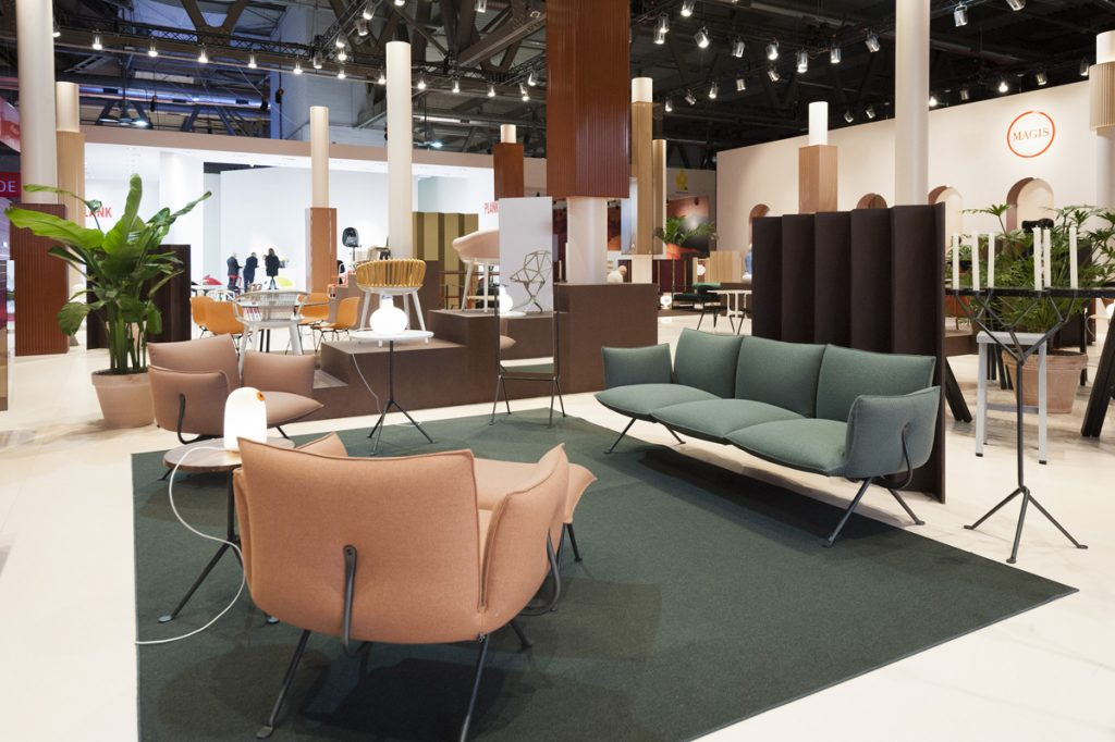 Salone del Mobile.Milano event image for SBID interior design events blog post