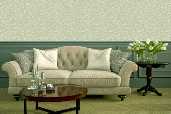 Dynasty Wallcoverings product feature for SBID interior design blog
