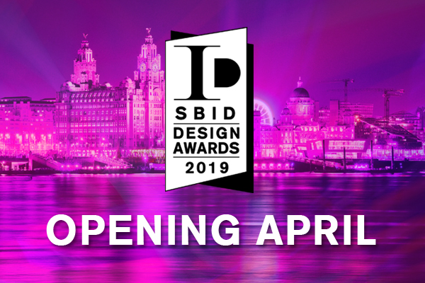 SBID Awards 2019 event image for SBID interior design events blog post