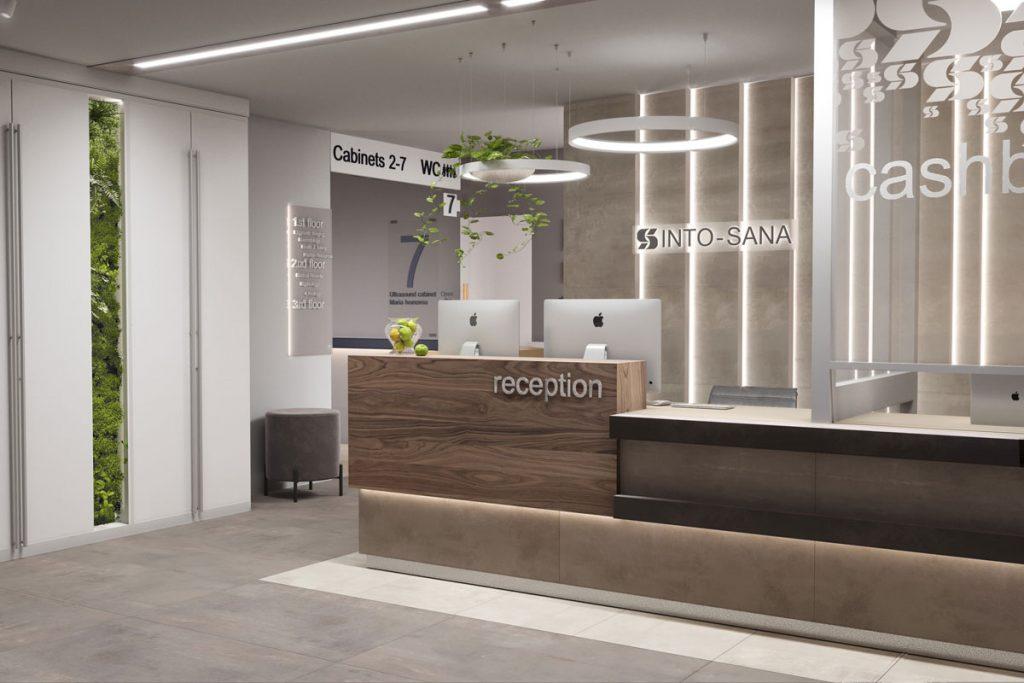 Healthcare design Andrii Borysov