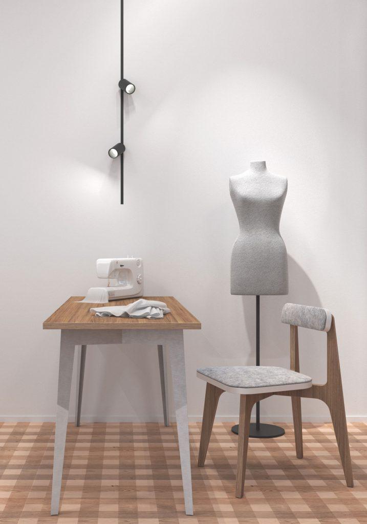 Retail Design by Nikita Bielokopytov