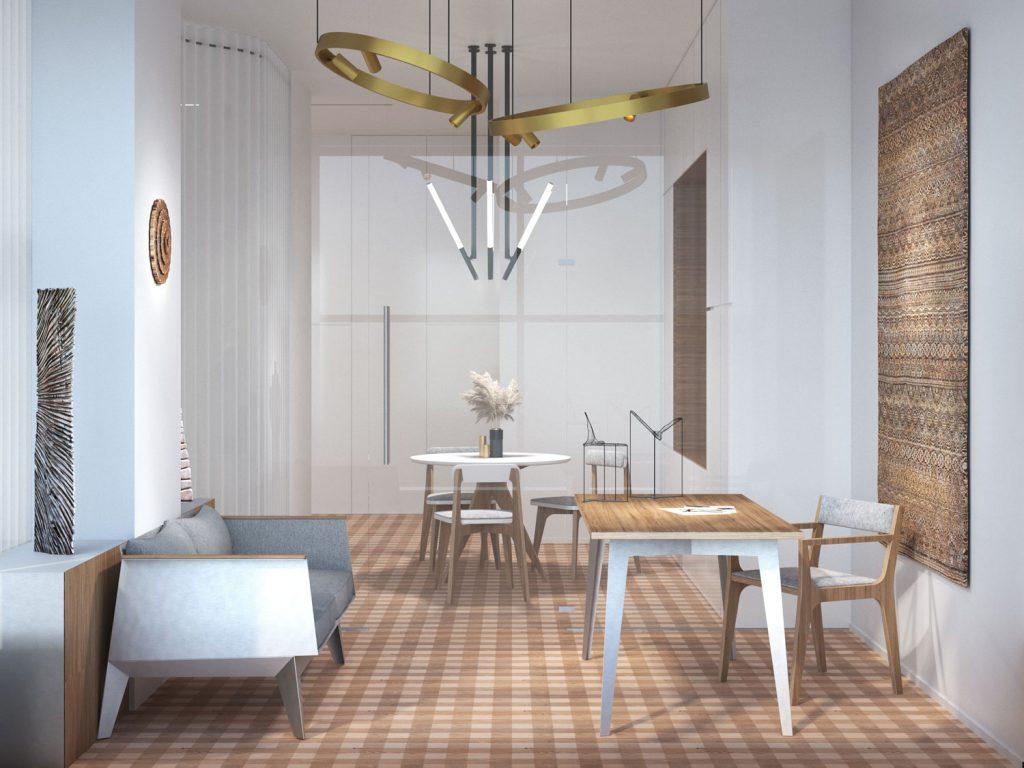 Get me 2 the Top Ukraine student design competition Retail Design Winner project 2019
