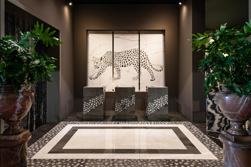 Elite Stone at Salone del Mobile on the SBID interior design blog event highlights