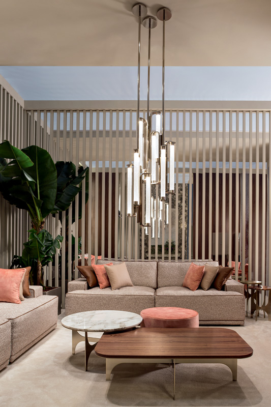 Oasis at Salone del Mobile on the SBID interior design blog event highlights