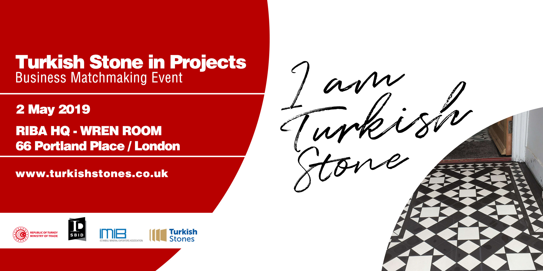 Design event for 2019 Turkish Stone in Projects