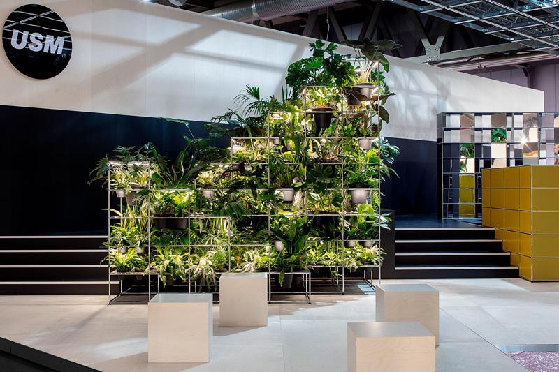 USM at Salone del Mobile on the SBID interior design blog event highlights