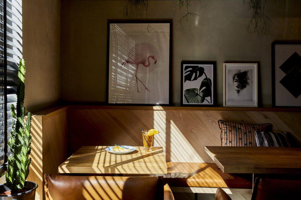 Interior image of IHG Hotel Indigo Antwerp using art in spaces