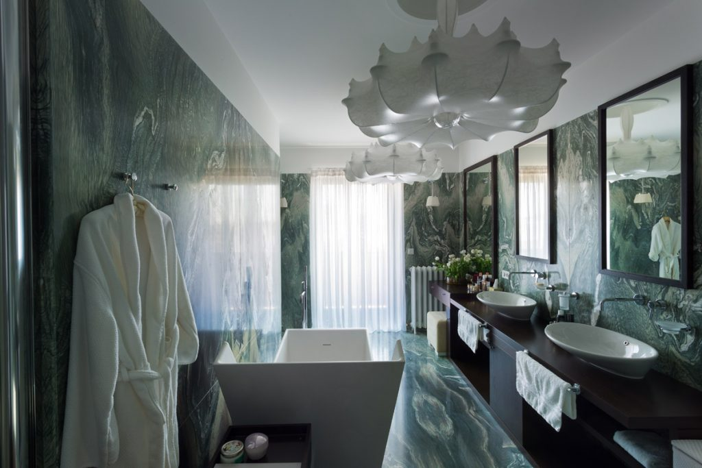 Alexandr Shepel, Private Apartment residential design project images for SBID interior design blog, Project of the Week