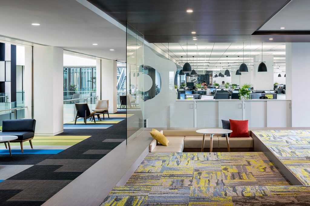 office design, Sustainable Shanghai Gaming Office Embraces Employee Wellbeing