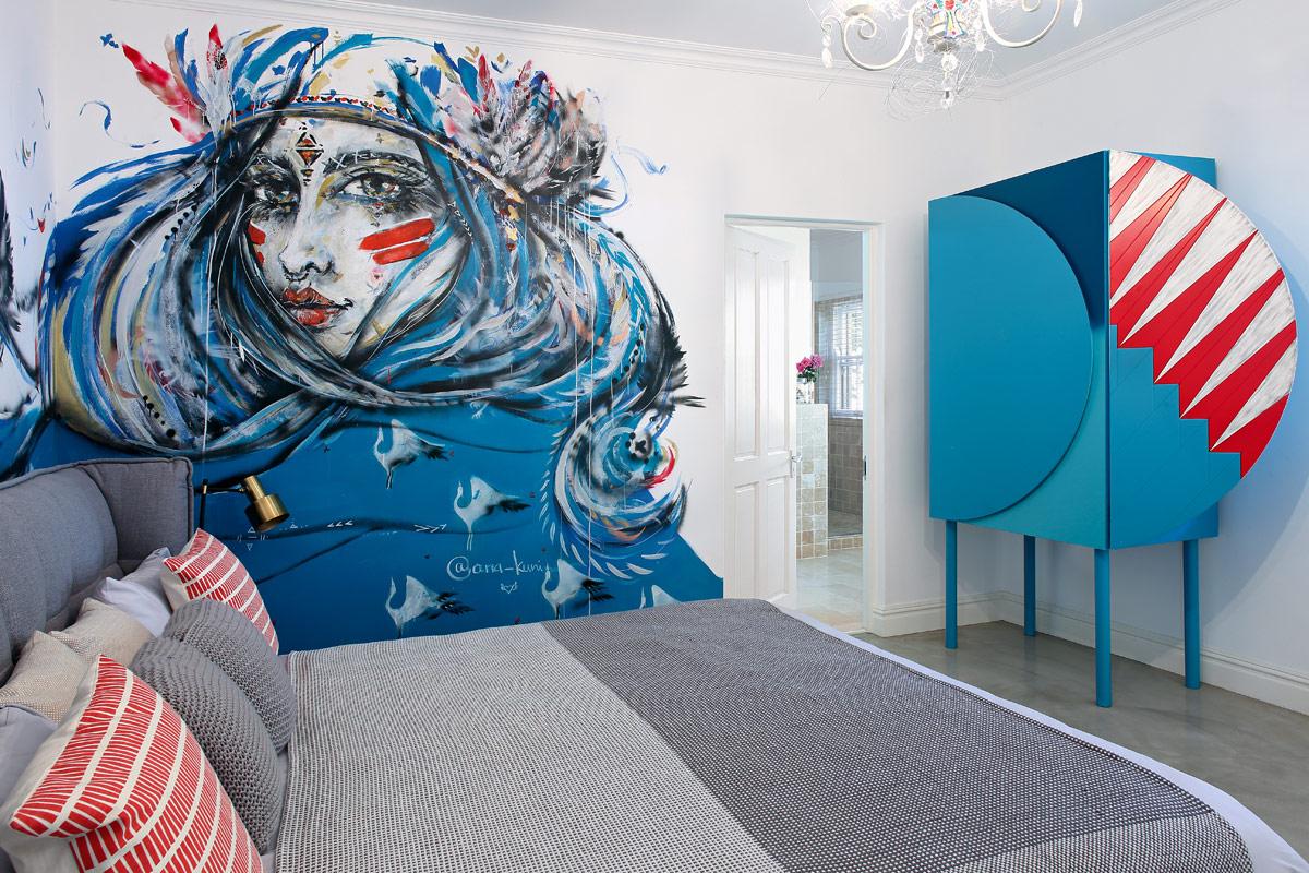 ACID+, Franschhoek Cape Winelands residential design project images for SBID interior design blog, Project of the Week