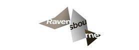 Ravensbourne logo for SBID Recognised University list for providing degree courses in interior design