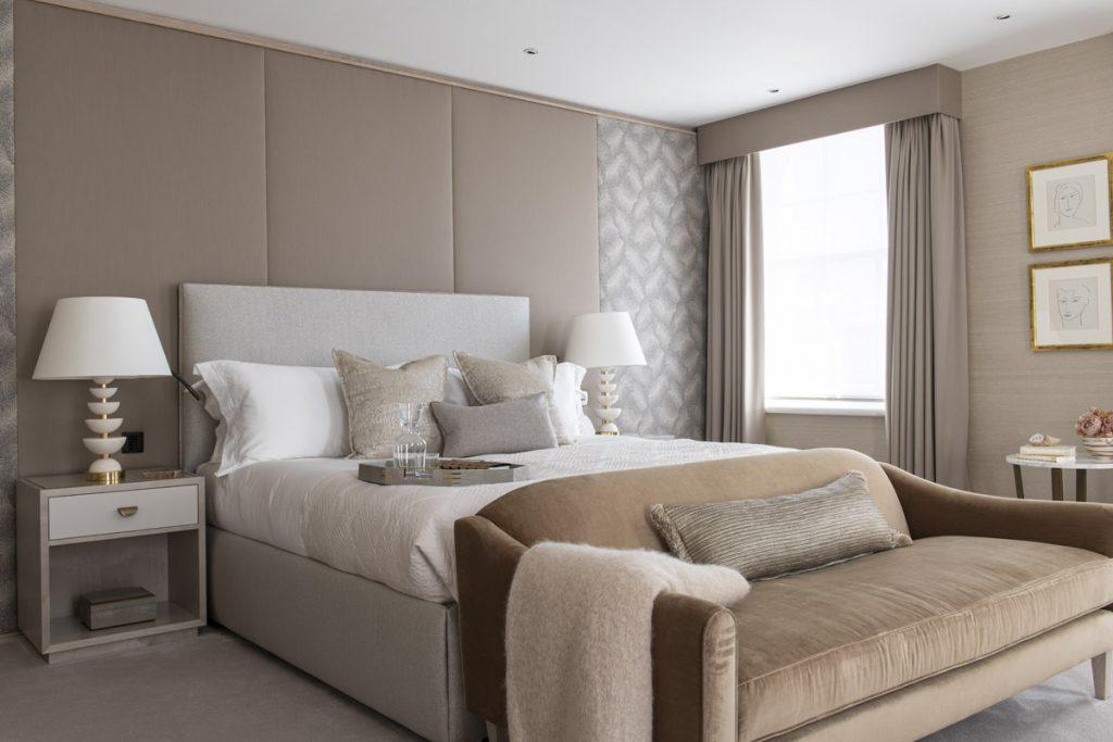 residential design, Chic, Contemporary & Classical Interior for Prestigious Mayfair Restoration