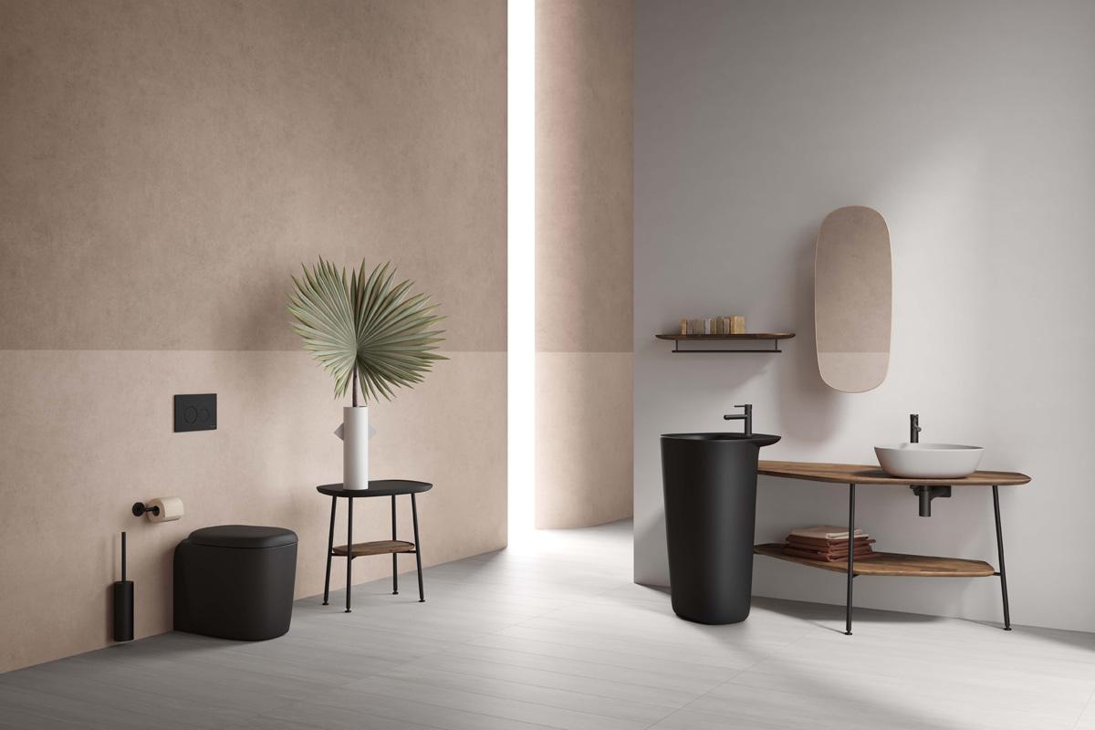 SBID Awards Sponsor VitrA interior bathroom image with Pecora set