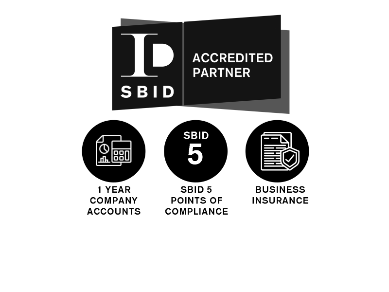 Accredited Partner requirement
