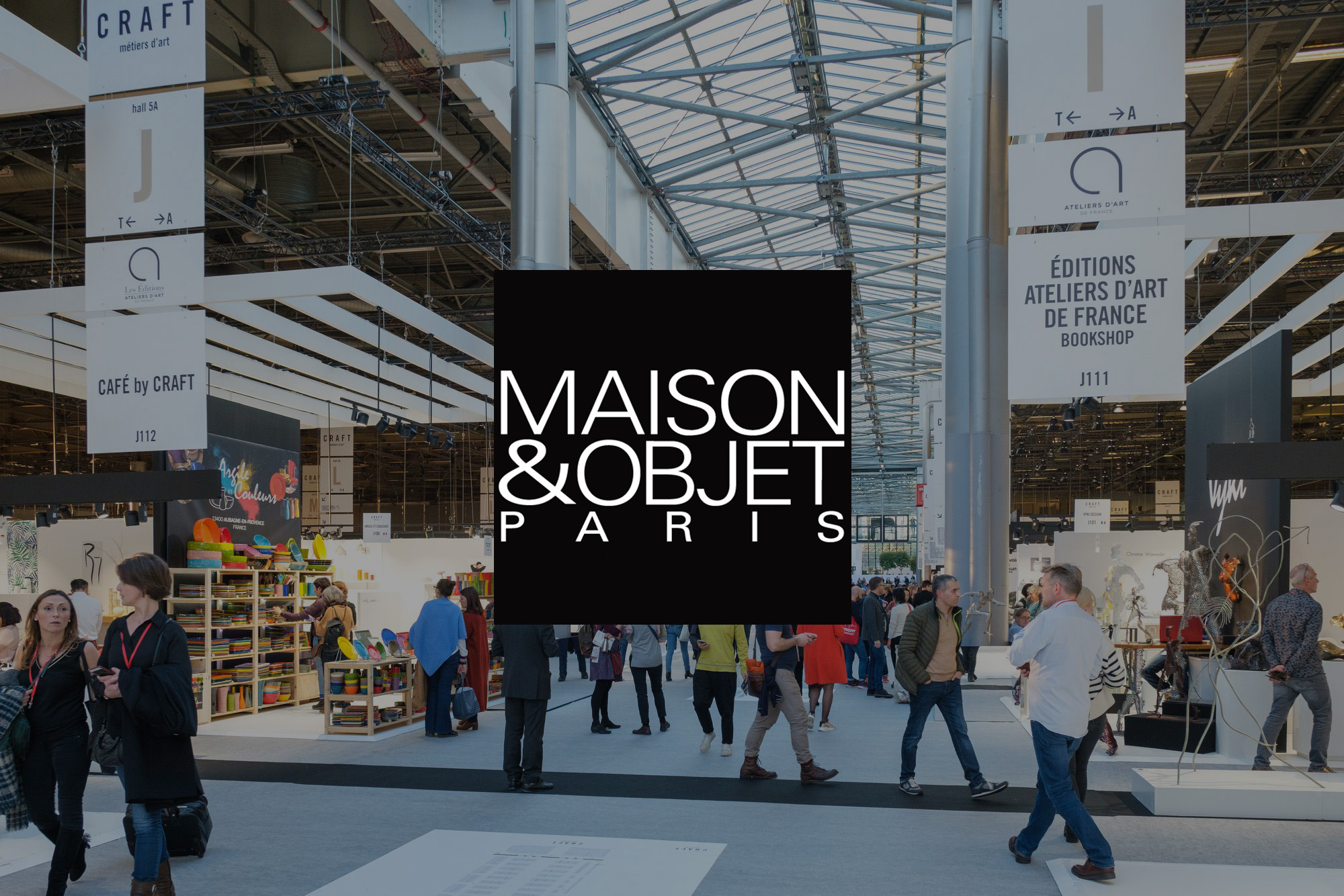 Maison & Objet September 2019 image feature on SBID interior design blog