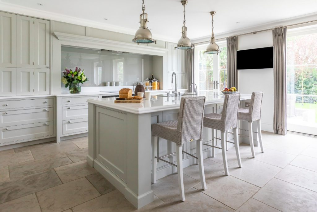 Clean & Minimal Design for a Scandinavian Inspired Kitchen