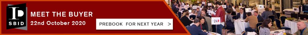 Prebook for next year banner