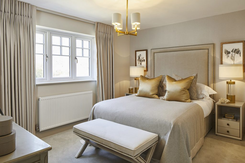 residential design, Aspirational and Sophisticated Interior for New Residential Development