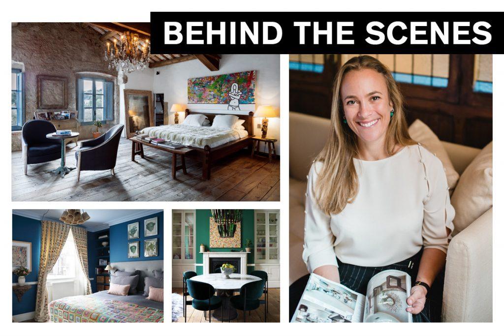Behind the Scenes with Interior Designer, Ana Engelhorn
