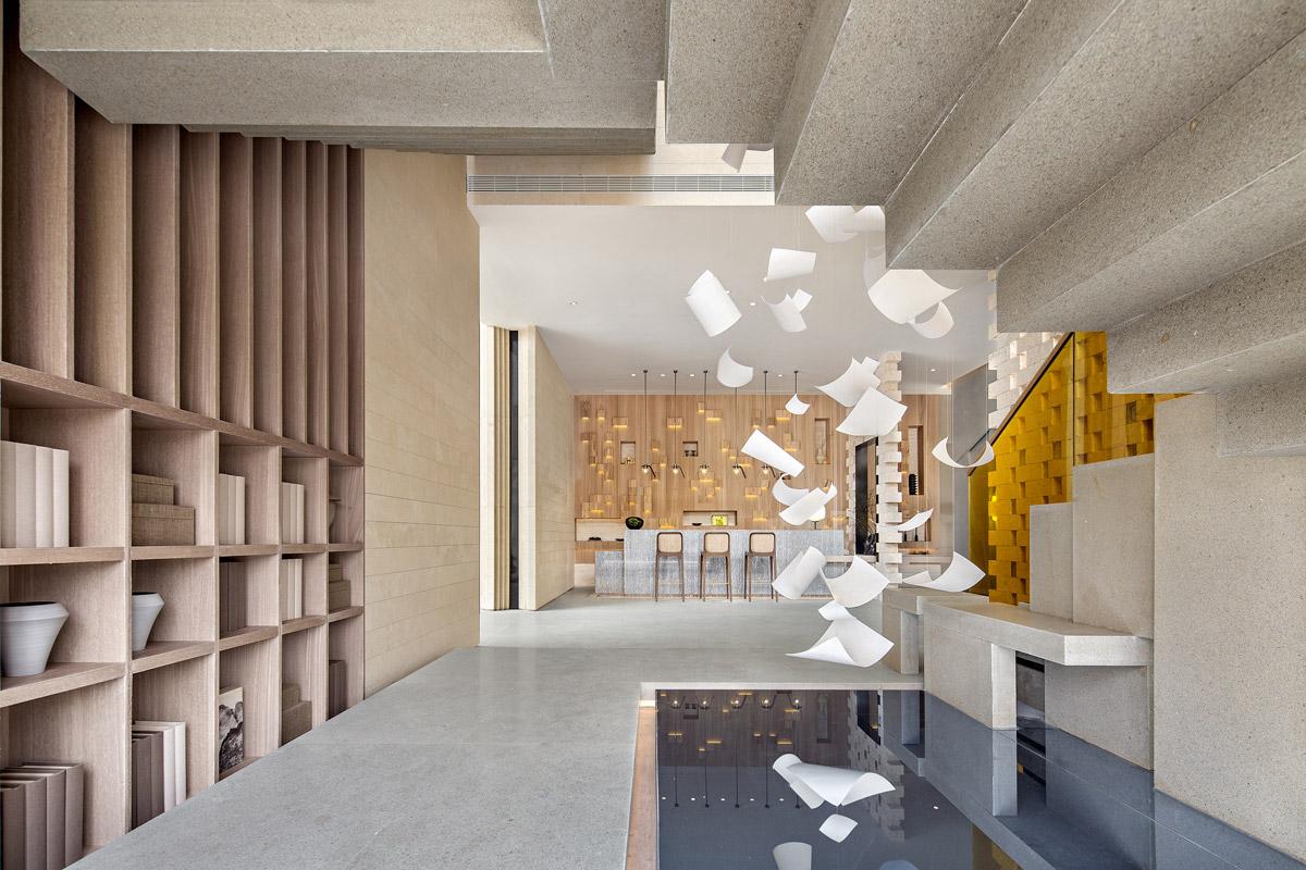 Development design for Gemdale Fenghua International Sales Centre by Matrix Design