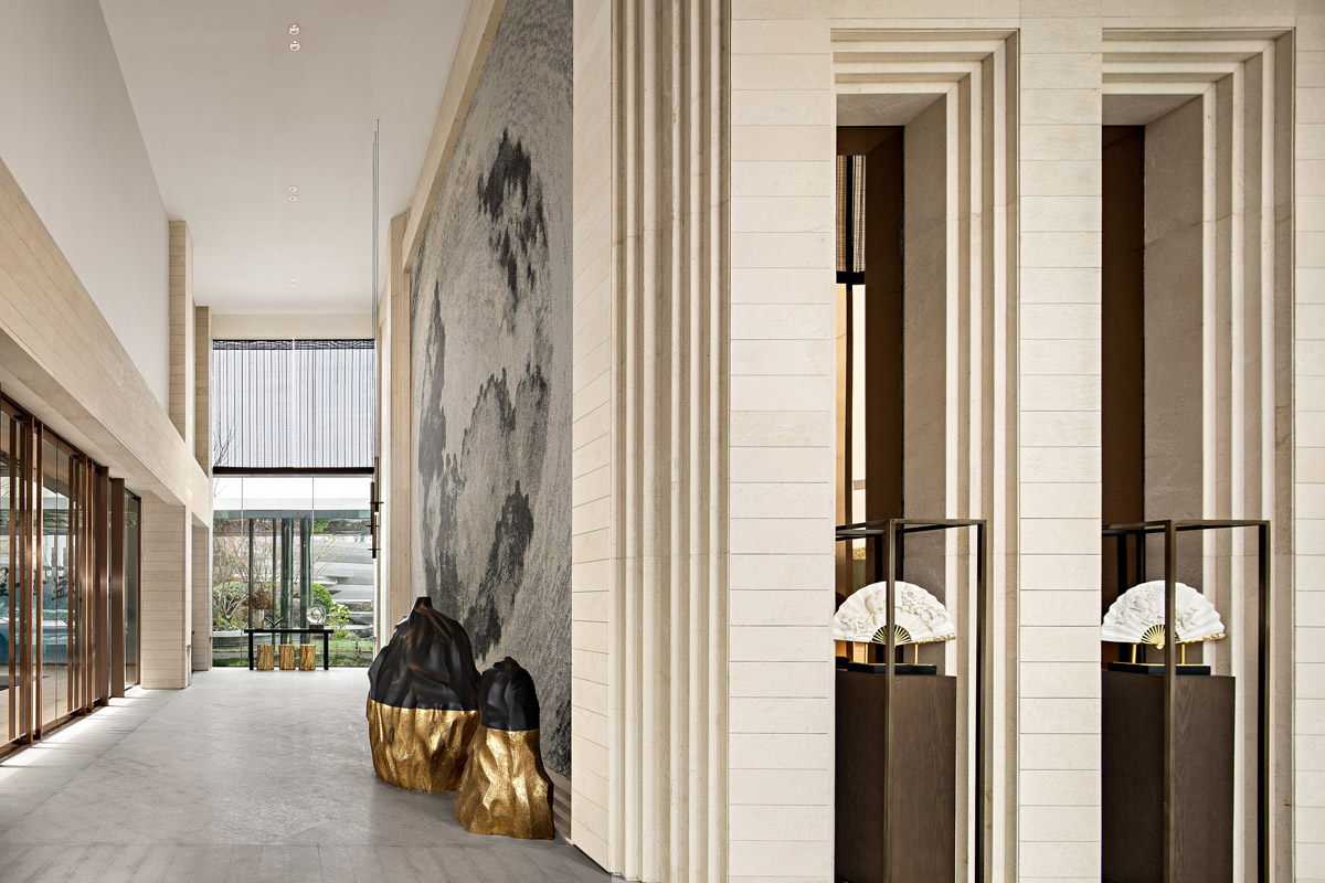development design, Achieving a Modern, Geometric Aesthetic with Cultural Significance