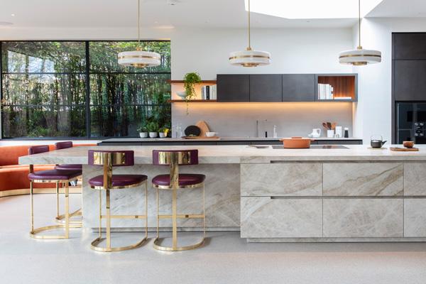 Product news featuring Eggersmann Design bespoke kitchen design