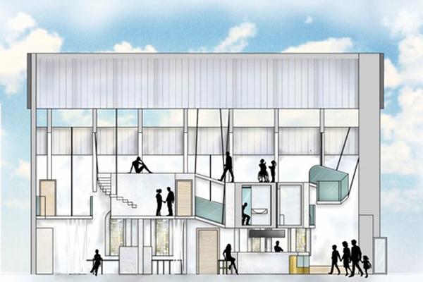 Public space design GM2TT
