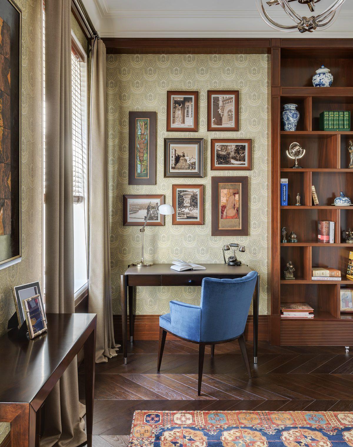 Residential design by Kolomoiets Project