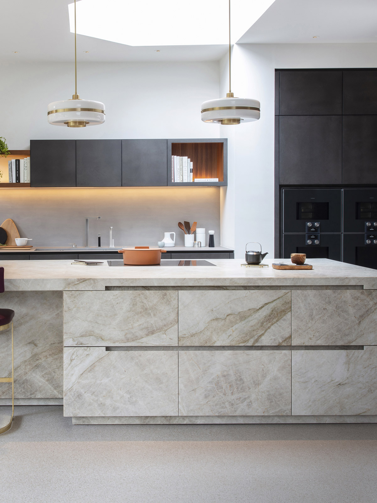 kitchen design, A Modern Kitchen Design with Style and Functionality