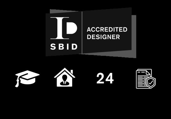Accredited Designer Criteria Diagram