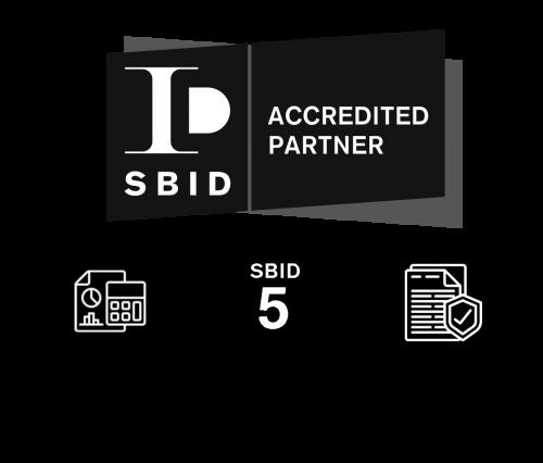 Accredited Partner Criteria Diagram