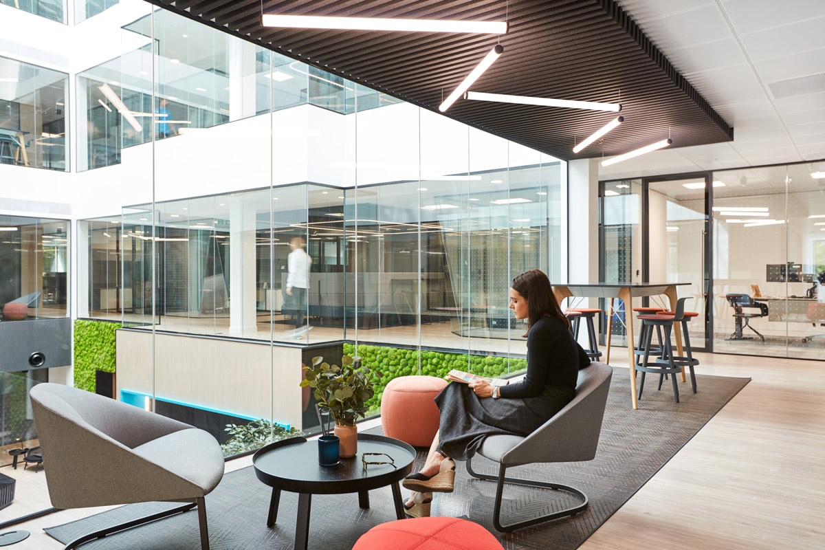 Improving The Wellbeing Of Staff Through Interior Design