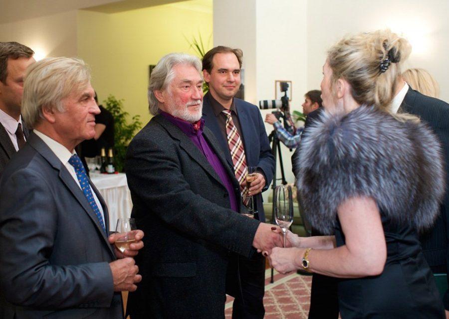 Ukraine Dean of Universities at the British Ambassadors Residence, Kyiv.