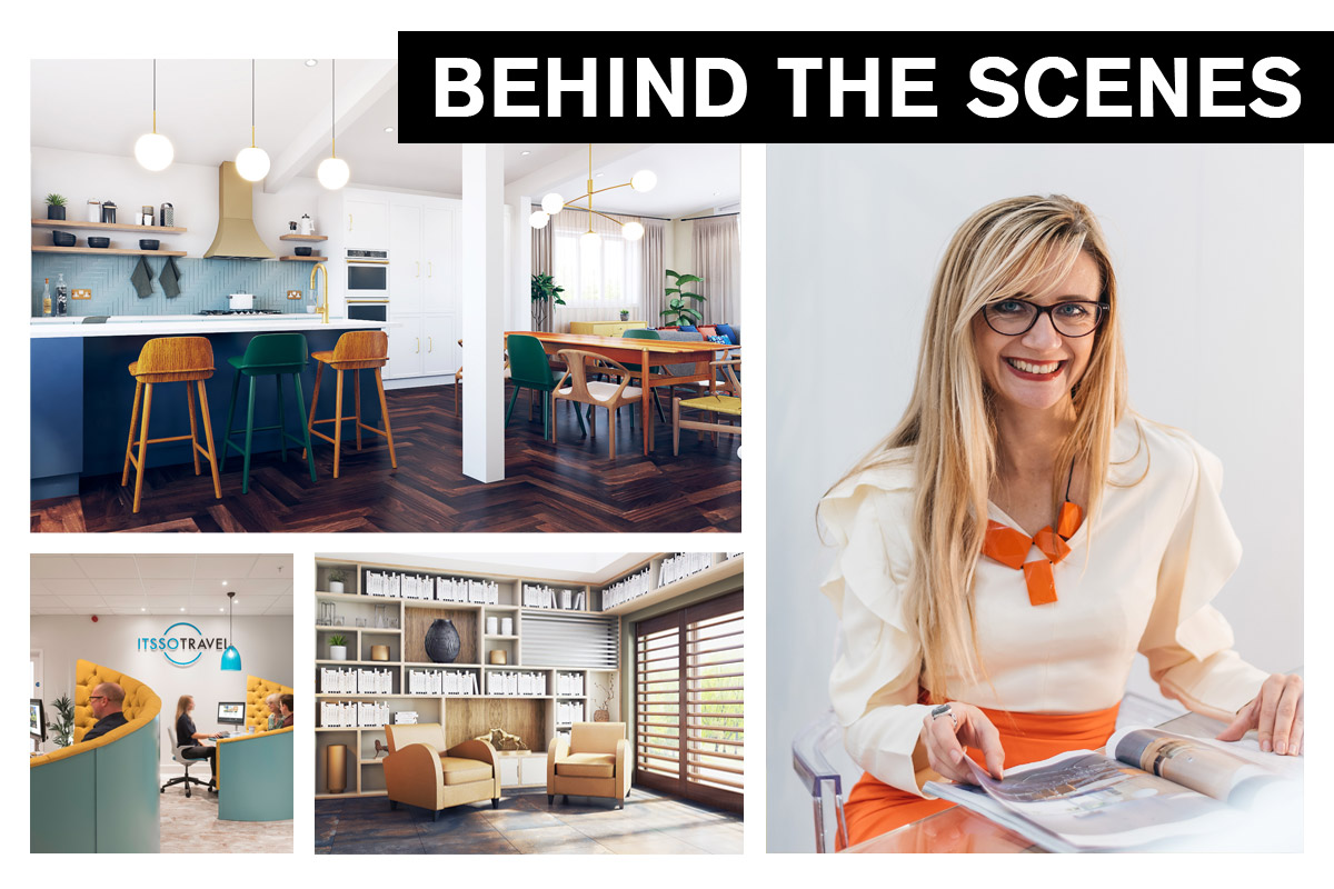 Behind the Scenes with Interior Designer, Katie Malik