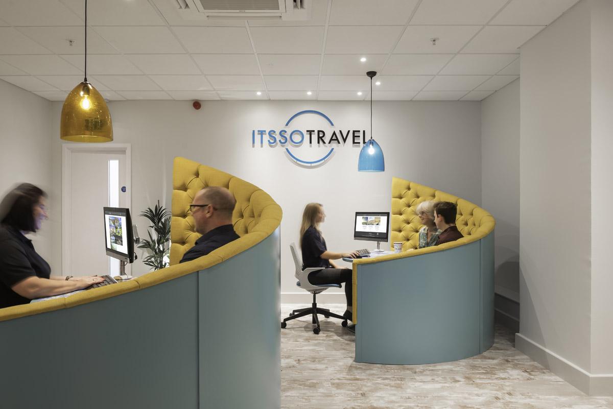 Retail interior design scheme by Katie Malik Interiors