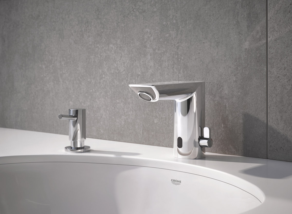 hygiene, Hygiene becomes a key consideration for kitchen and bathroom designers