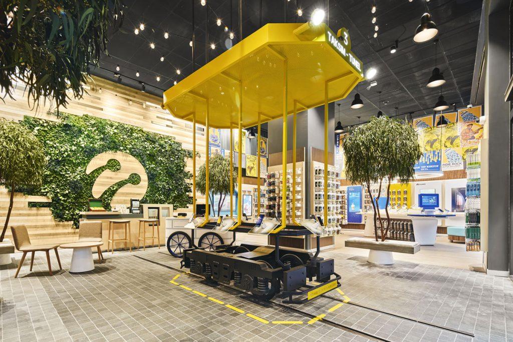 retail design concepts, Inspiring Interior Design Concepts for Retail Environments