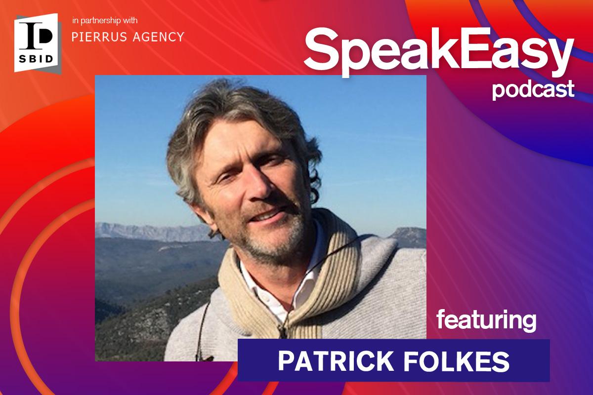 SpeakEasy with Patrick Folkes: Graphenstone Paint UK