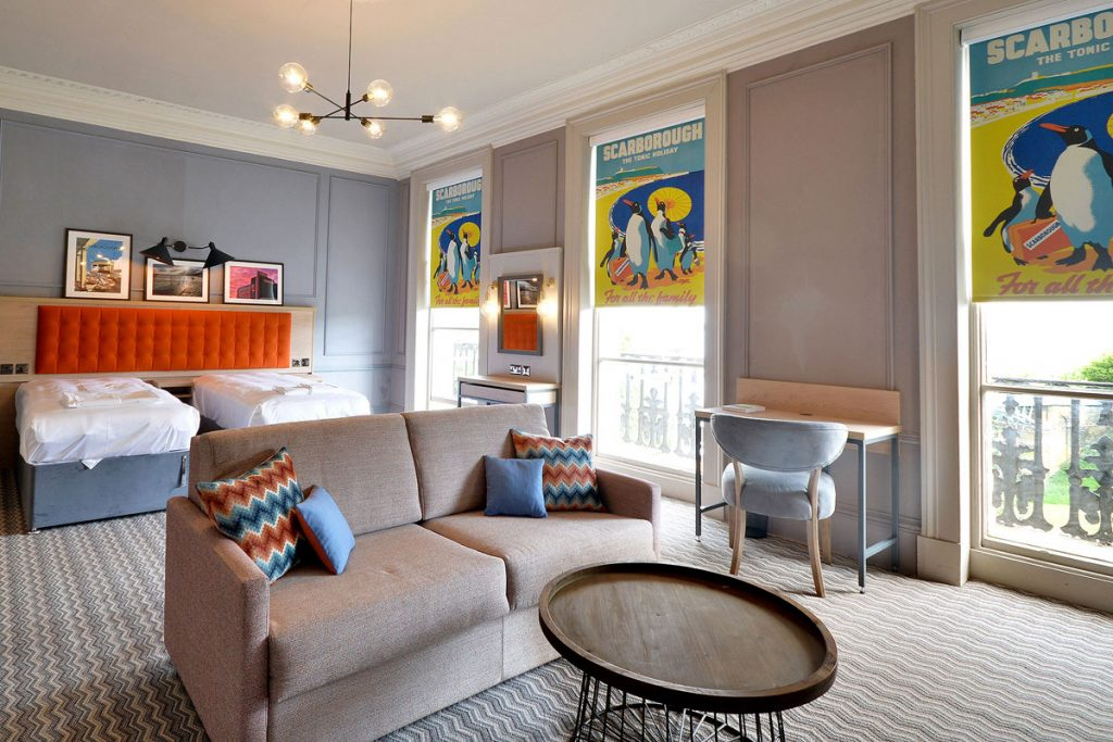 Rachel McLane designs for sustainability with new-old hotel in Scarborough