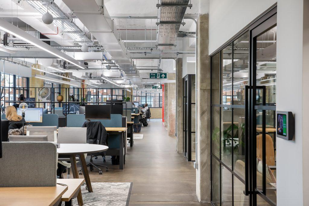 4. Workplace Design