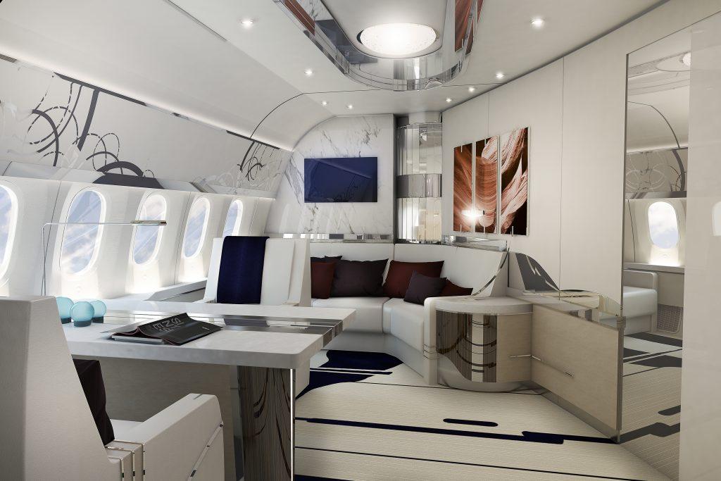 6. Aeronautical Design - Private Jet to Boeing AirBus