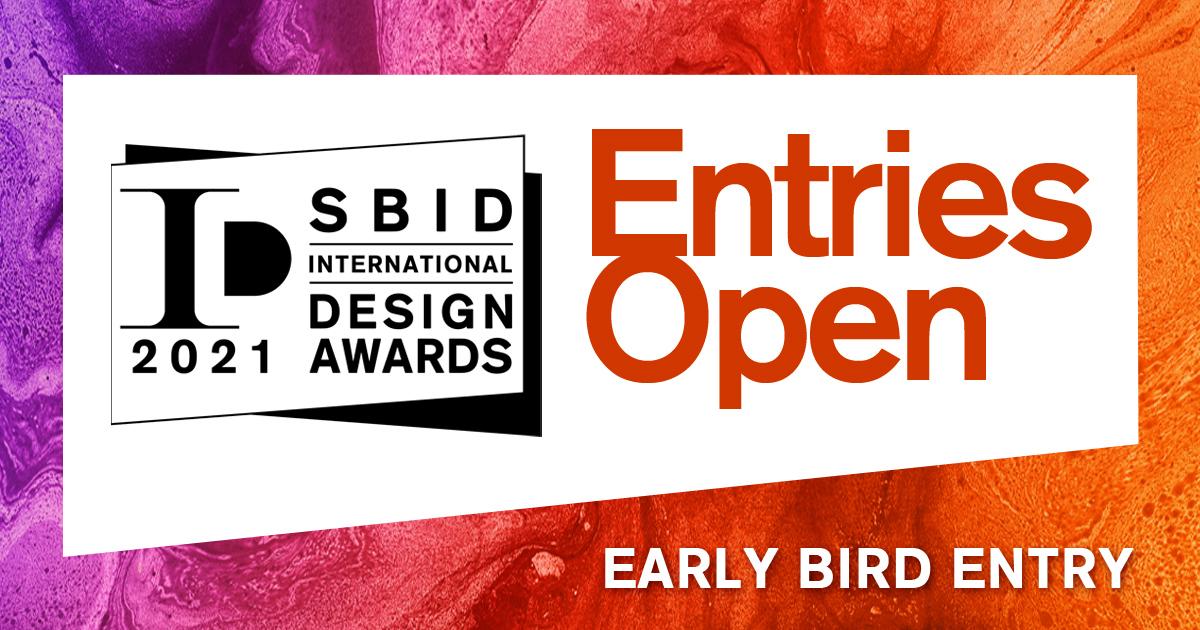 sbid design awards, The SBID International Design Awards launches for 2021