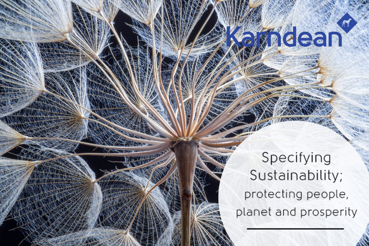 SBID Accredited CPD: Specifying Sustainability