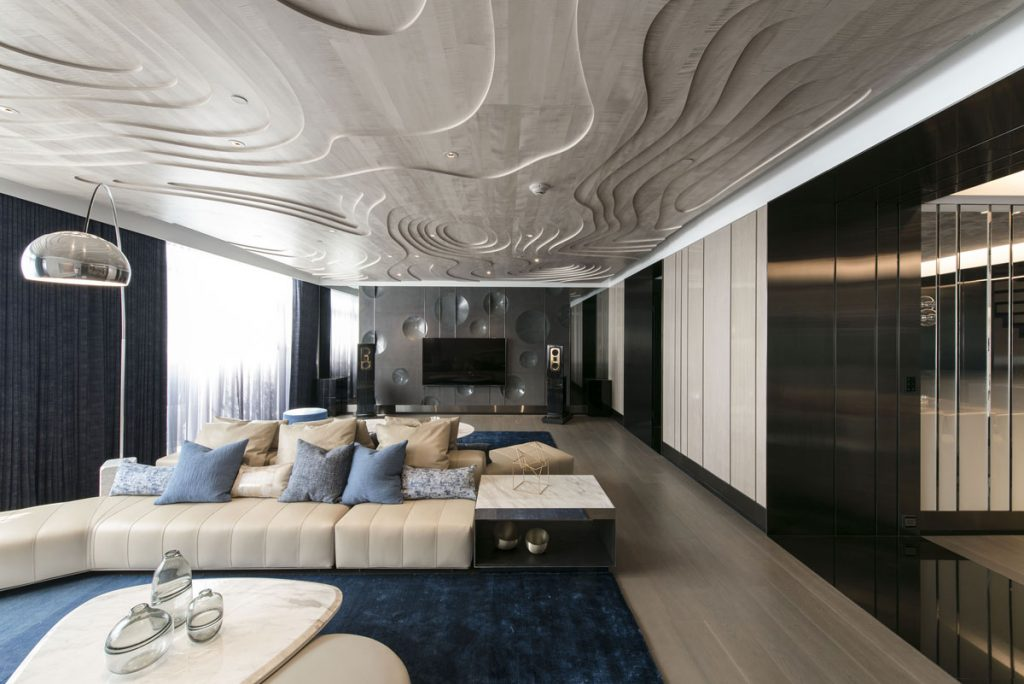 Residential Project Incorporates Music Into Interior Design