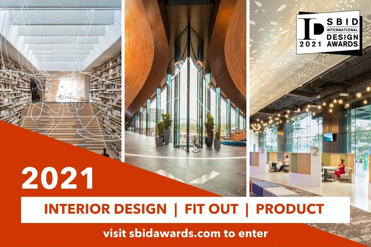 How the SBID International Design Awards can benefit your business!