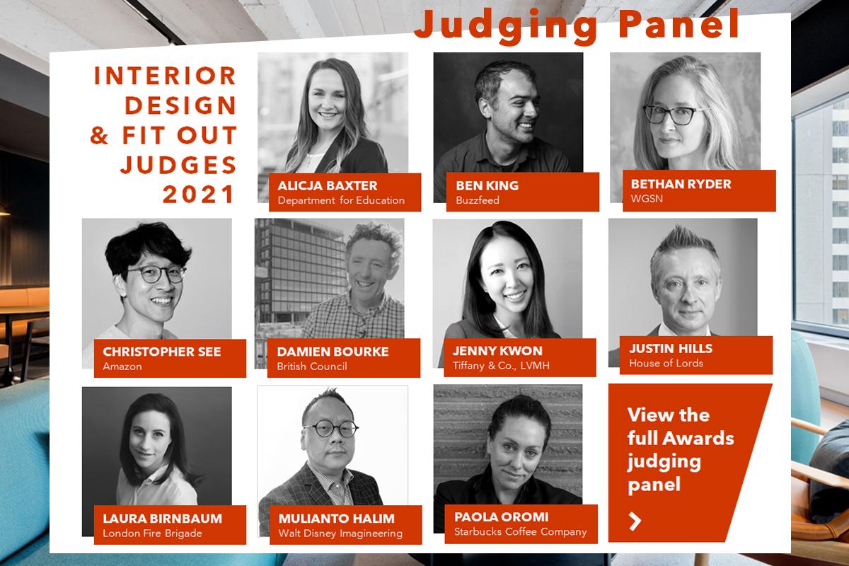 Meet the SBID Awards Interior Design Judges for 2021