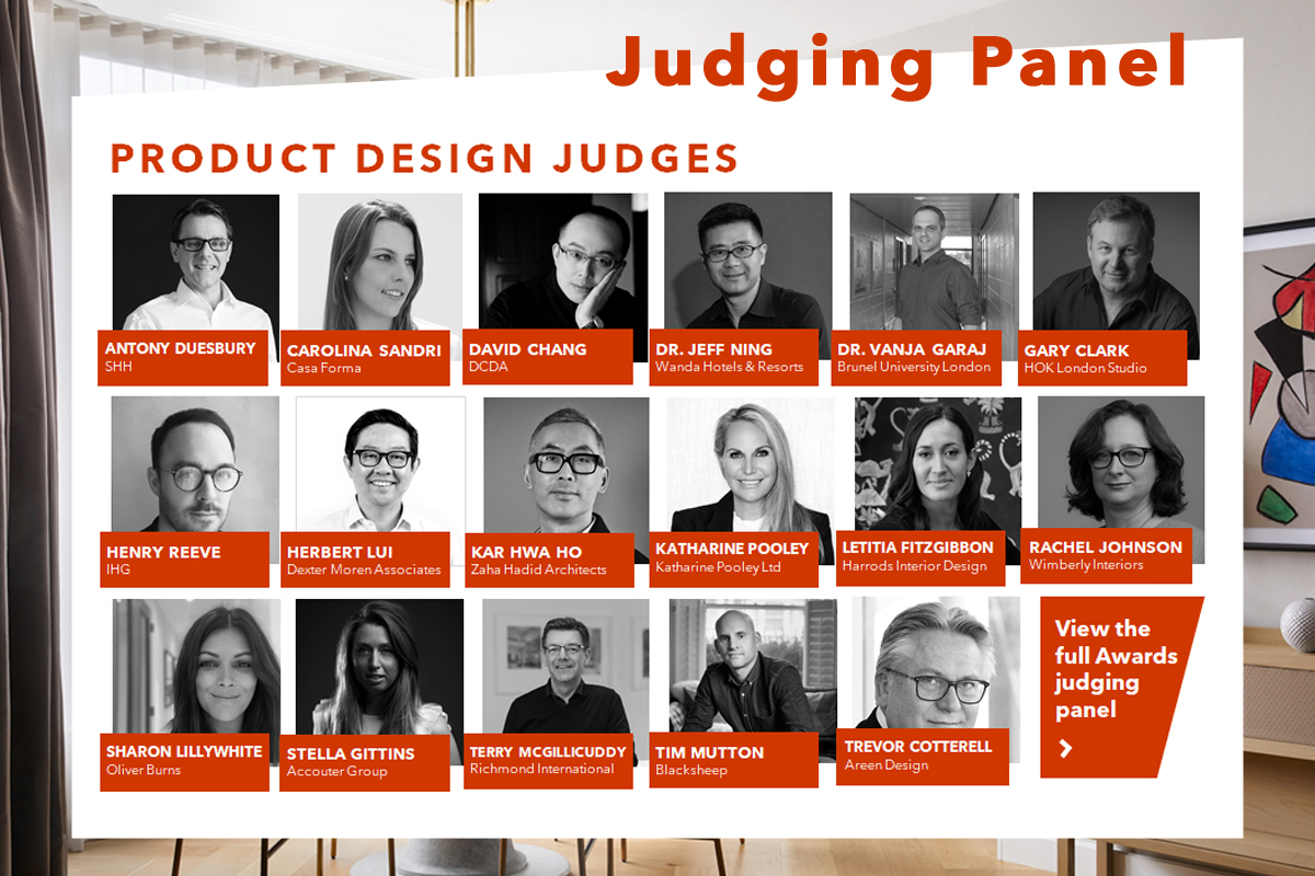 Meet the SBID Awards Product Design Judges for 2021