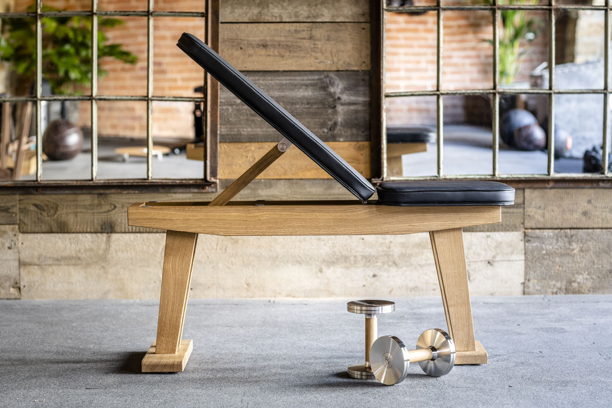 Bespoke, sustainable & luxurious: Paragon Studio gym equipment offers unlimited design choices